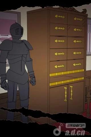逃脱游戏:收信人的坟墓