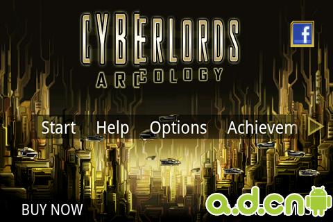 心灵危机免费版 Cyberlords - Arcology FREE