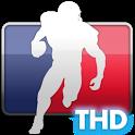 美式橄榄球Tegra版 Backbreaker THD LOGO-APP點子