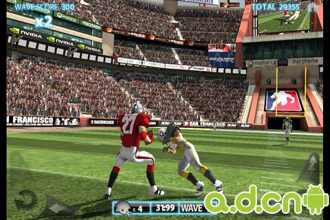 【免費體育競技App】美式橄榄球Tegra版 Backbreaker THD-APP點子
