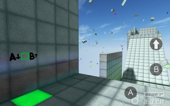 方塊天堂 Cubedise v1.00-Android动作游戏類遊戲下載