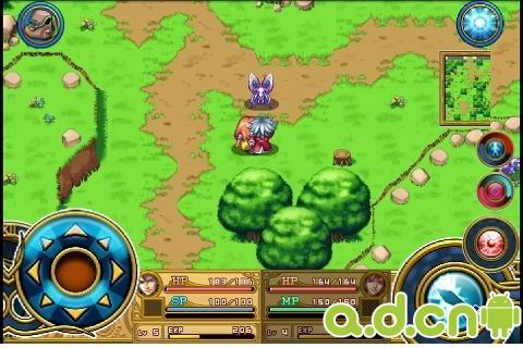 玩免費角色扮演APP|下載冒险编年史 日文版 Across Age DX app不用錢|硬是要APP