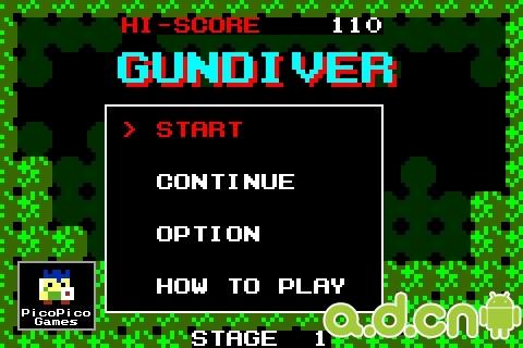 潜水射击 GunDiver