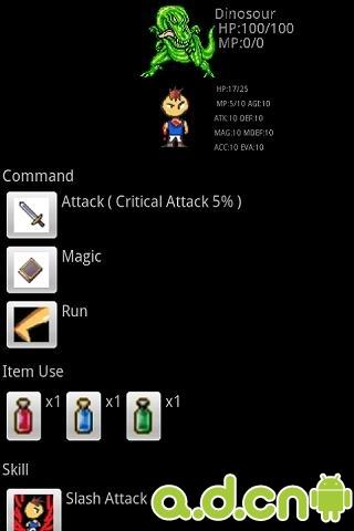 神秘冒险 MysteryAdvengerRPG