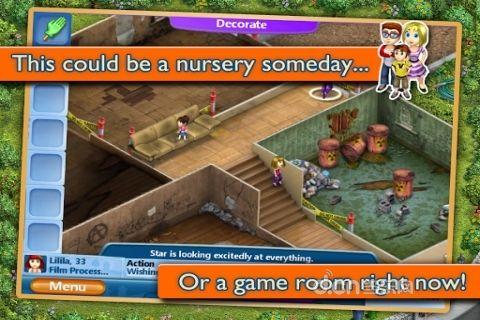 虚拟家庭2:我们的梦之屋修改版截图