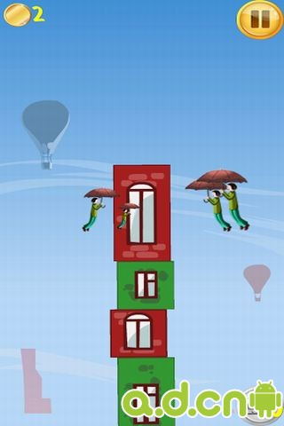 方塊高塔 Tower Blocks v171.3201-Android益智休闲類遊戲下載