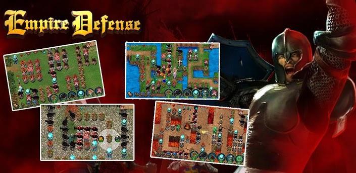 完整版的帝国塔防配备新的魔塔和4张地图
