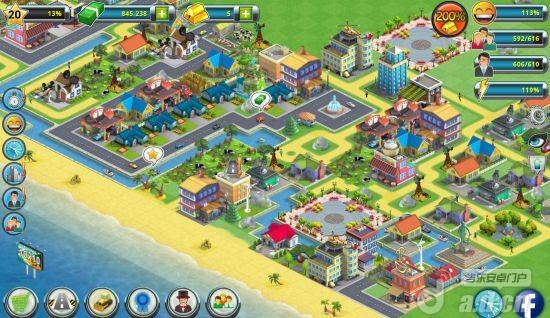 城市島嶼2 City Island 2 – Building Story v1.0.3-Android模拟经营類遊戲下載