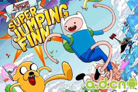 芬兰人跳跃 Super Jumping Finn