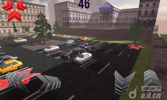 警察停車場 Parking Police v4-Android益智休闲類遊戲下載