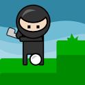 忍者高尔夫 9 Iron Ninja Free 體育競技 App LOGO-APP試玩
