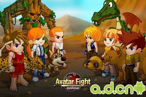 阿凡达之战 Avatar Fight