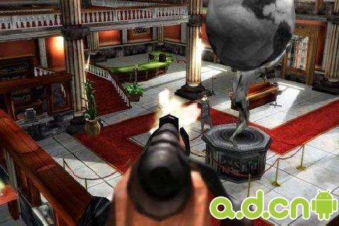 劫匪槍戰(含數據包) HEIST The Score v1.1.5-Android射击游戏類遊戲下載