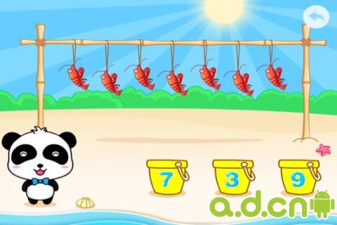 寶寶識數字 Baby Learning Numbers v4.23-Android益智休闲類遊戲下載