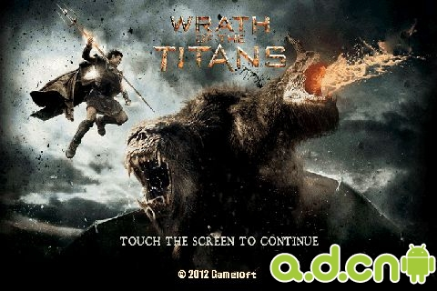 诸神之怒 Wrath of the Titans