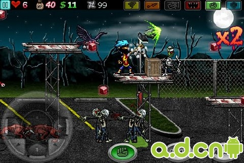 鬼影忍者:痛扁僵尸 Ghost Ninja:Zombie Beatdown