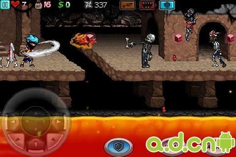 玩動作App|鬼影忍者:痛扁僵尸 Ghost Ninja:Zombie Beatdown免費|APP試玩