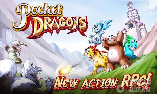 口袋龙 Pocket Dragons RPG