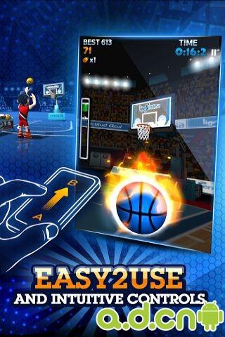 花式投篮大赛 BasketDudes Liga Endesa
