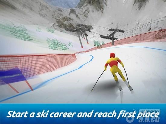 顶级滑雪2014 Top Ski Racing 2014