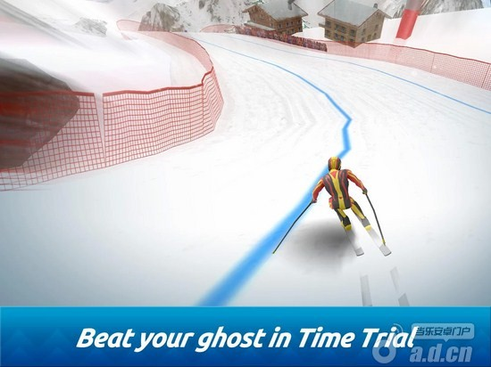 玩動作App|顶级滑雪2014 Top Ski Racing 2014免費|APP試玩