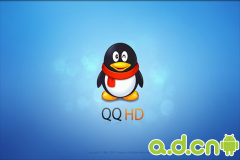 QQ HD for Pad
